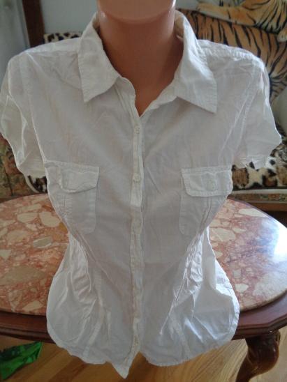 Bílá indická košile Orsay vel.40  d2b9a3a64a