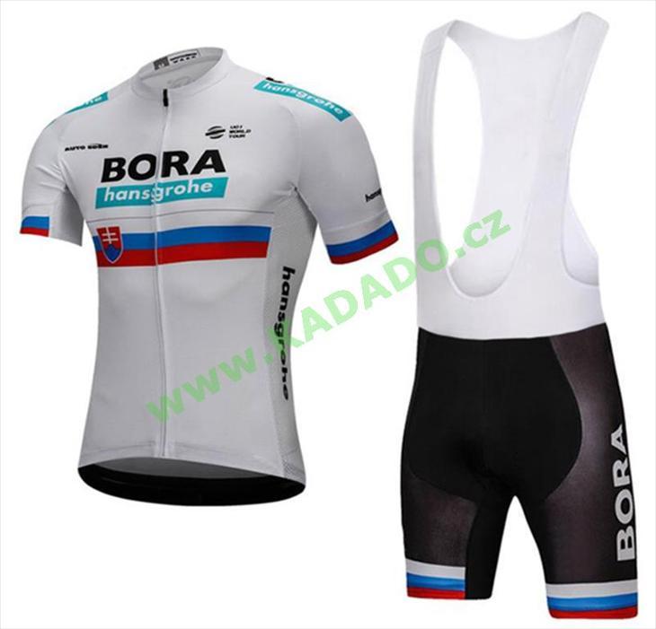 9ed36236c komplet cyklo dres BORA SK vel. S - ihned | Aukro