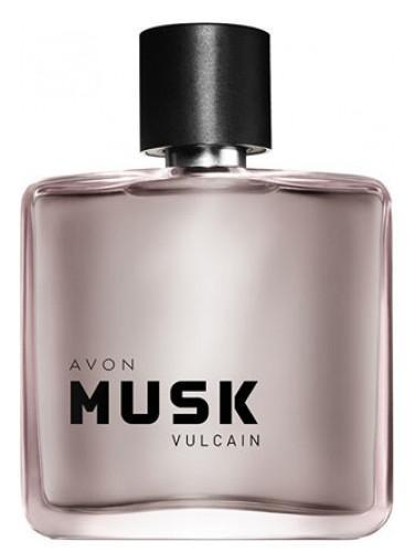 AVON - Musk Vulcain - For men EDT