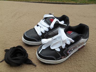 Nové dětské volnočasové boty zn.: SKECHERS - vel. 33