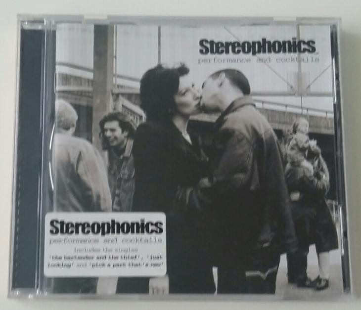 Stereophonics - Performance and Cocktails, CD. - Hudba