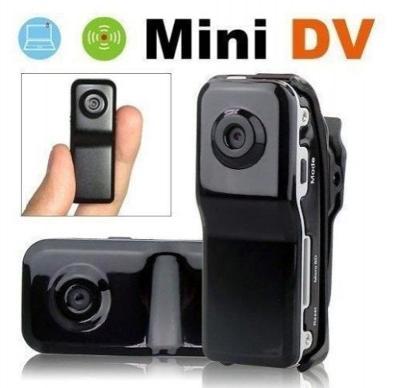Mini špionážní HD kamera sport MD80