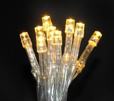 Vánoční osvětlení 10 LED na baterie řetěz ~1,5m + STICKY MAT ZDARMA