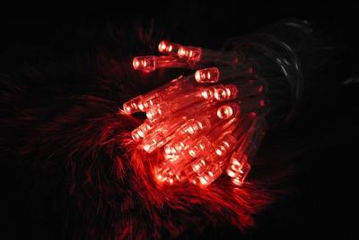 Vánoční osvětlení 40 LED na baterie řetěz + STICKY MAT ZDARMA
