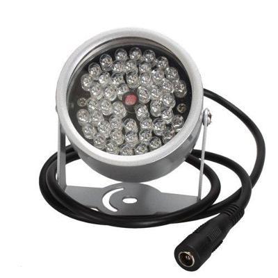 48 infra LED osvětlení pro kamery noční vidění