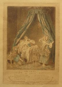 Francie 1775 - Rokoko - (H440)