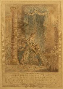 Francie 1775 - Rokoko - (H441)