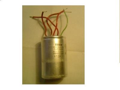 kondenzátor odrušovací