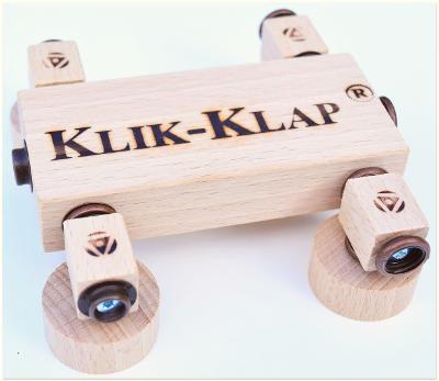 dřevěná hračka WoodFormers - Dron (108 v 9) (construct/safari)