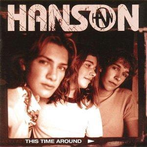 Hanson - This Time Around CD Album