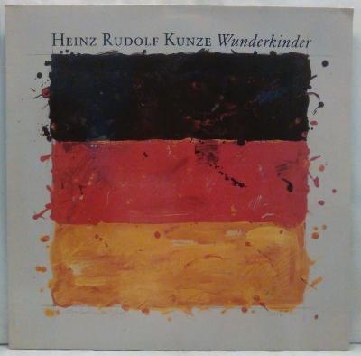 LP  Heinz Rudolf Kunze - Wunderkinder, 1986  EX