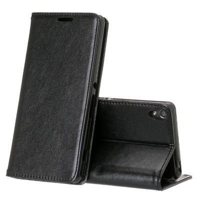 Luxusní kvalitní pouzdro obal z pravé kůže pro Samsung Galaxy A5 2016