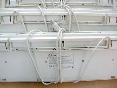 Klávesnice Pro fajnšmekry první z řady KB-2961 CHICONY s AT konektorem