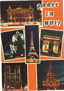 Paříž 1979