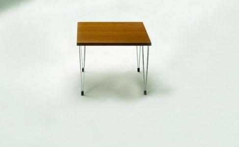 Konferenční stolek Tessera, světlá třešeň