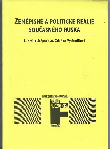 Zeměpisné a politické reálie současného Ruska - Stěpanova