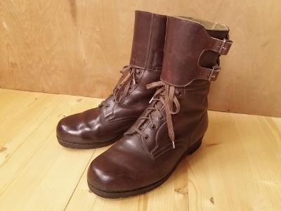 Staré boty důstojnické Kanady vzor 62 vel. 41 1974