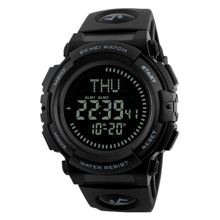 Hodinky SKMEI 1290 - pánské sportovní vodotěsné hodinky s KOMPASEM  (6929867232) f19a545cc0