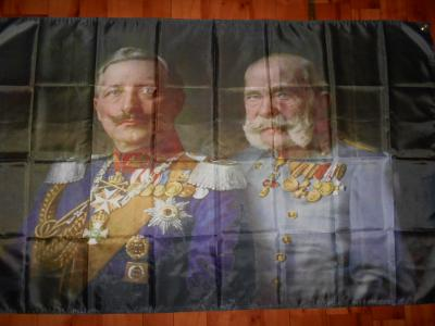 Mega Baner,vlajka Franz Joseph I-4