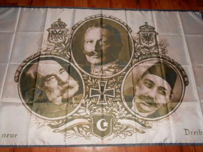 Mega Baner,vlajka Franz Joseph I-5