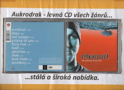 CD/Elwood-The Parlance Of Our Time