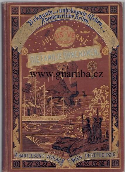 Die Familie ohne Namen - Verne - Knihy