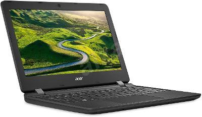 Acer Aspire ES11 Midnight Black - Win10 -- SLEVA !! DOHODA NOVÝ ZÁRUKA