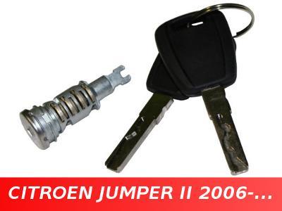 Vložka zámku dveří CITROEN JUMPER II levá pravá zadní 2006-...