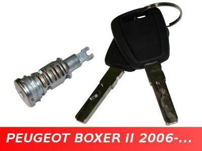 Vložka zámku dveří PEUGEOT BOXER II levá pravá zadní 2006-...