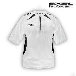 Mikina-triko EXEL s krátkým rukávem + drobný dárek