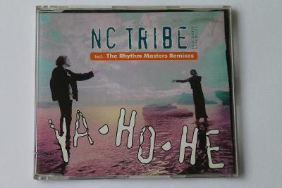CD - NC Tribe - Ya-Ho-He    (k11)