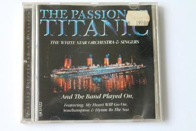 CD - The White Star Orchestra - The Passion of titanic Titanic  (k11)