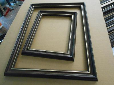 Dřevěné rámečky   402x302mm
