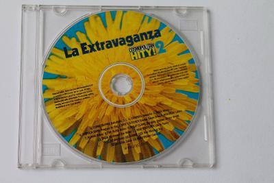 CD - La Extravaganza 2. - Various    (k7)