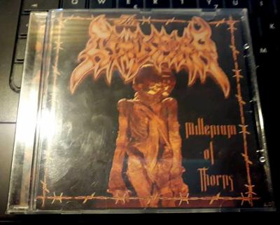 THE ATMOSFEAR – Millenium Of Thorns - 1 PRESS