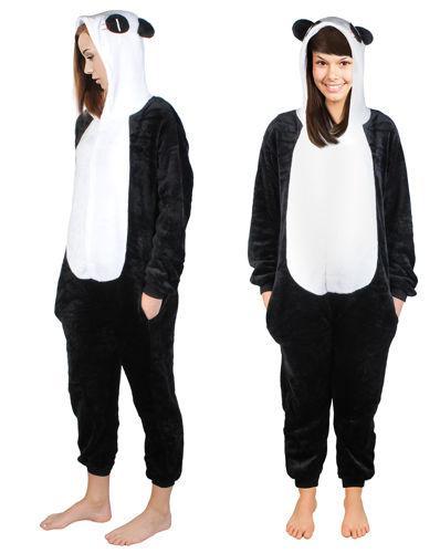 Panda kostýmy zvířat Jumpsuits jeden kus Halloween + STICKY MAT ZDARMA  (6941102794) 3e6aede8020