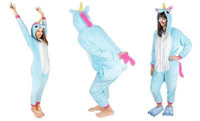 Kostýmy zvířat Jumpsuits jeden kus Halloween + STICKY MAT ZDARMA