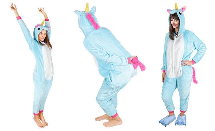 Panda kostýmy zvířat Jumpsuits jeden kus Halloween + STICKY MAT ZDARMA  (6941102796) 666fb06896c