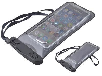 Vodotěsné pouzdro pro telefon - černé + STICKY MAT ZDARMA