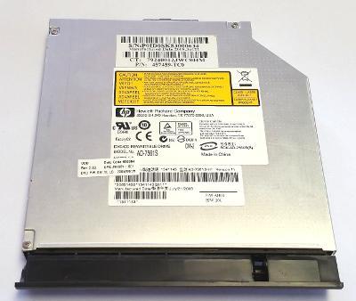 DVD-RW S-ATA AD-7561S z HP Compaq 6735s