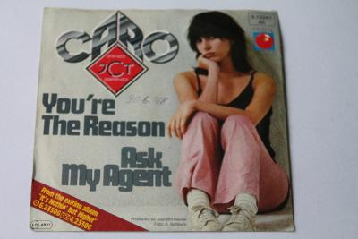 SP-Caro And JCT Band - You're The Reason / Ask My Agent   (1)