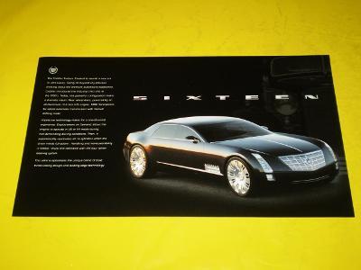 --- Cadillac Sixteen (200?) -------------------------------------- USA