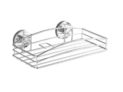 Koupelnová polička Vacuum-Loc - chromovaná ocel
