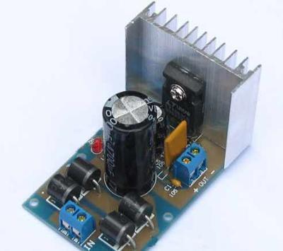 ARDU217 Stavebnice zdroje s LT 1083 2,5-35V, 7A