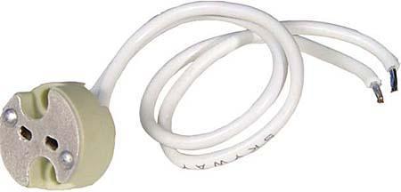 PATICE MR16 KERAMICKÁ konektor LED žárovka