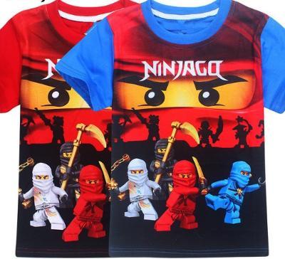 Ninjago - dětské tričko, vel. 3 - 8 let