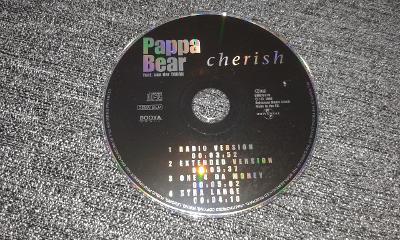 CD PAPPA BEAR - CHERISH 1997 RAP , největší hit