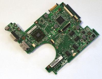Základní deska z Asus Eee PC 1015BX vadná