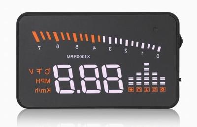 OBD2 HUD Display Head-Up X5-HUD Head-Up displej