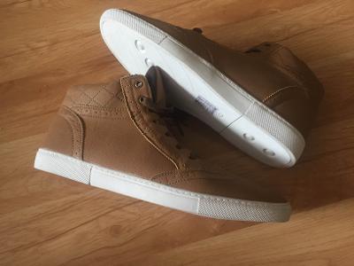 Kožené boty